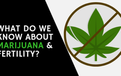 Marijuana Use & Fertility Concerns